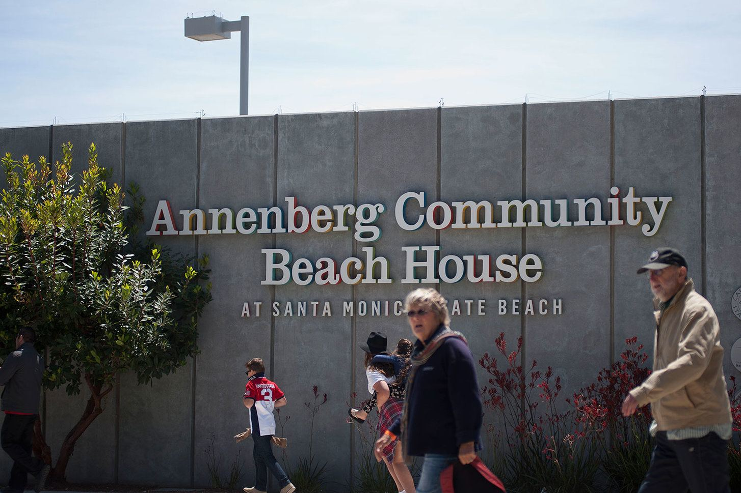Annenberg Community Beach House